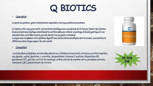 Qbiotics