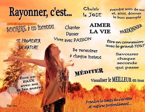 Rayonner