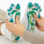 Reflexologie chaussettes