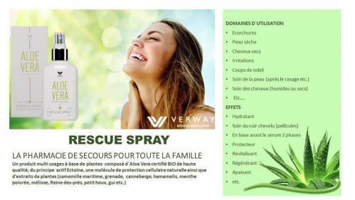 Rescuespray