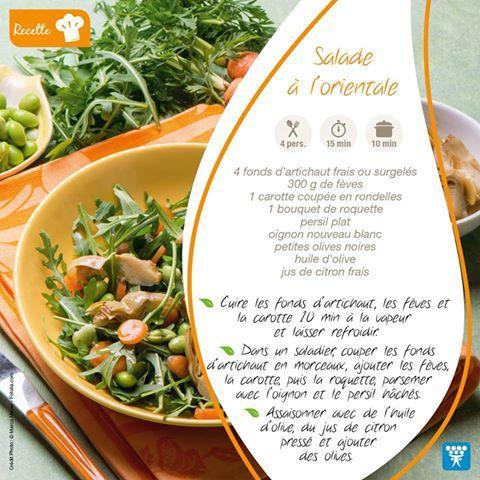 Salade orientale
