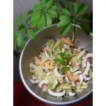 Salade taille de guepe