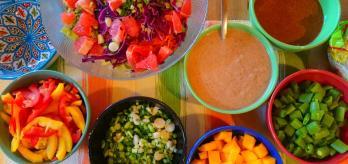 Saladeveganbuffet