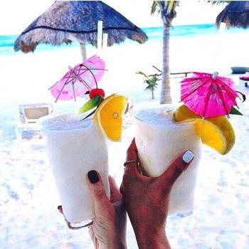 Shake coco ananas