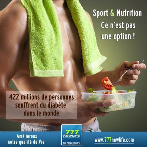 Sport et nutrition 1