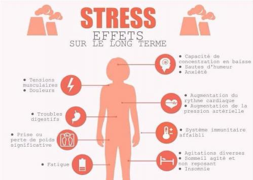 Stress effets long terme