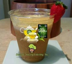 Tea smoothie peche 1