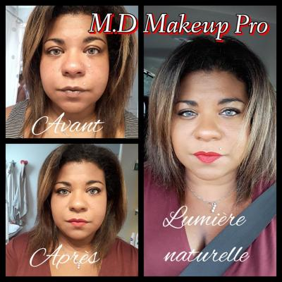 Temoignage make up pro alexandra