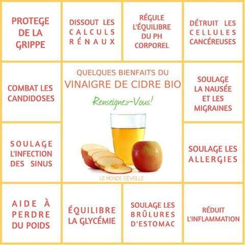 Vinaigre cidre