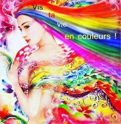 Vis ta vie en couleurs