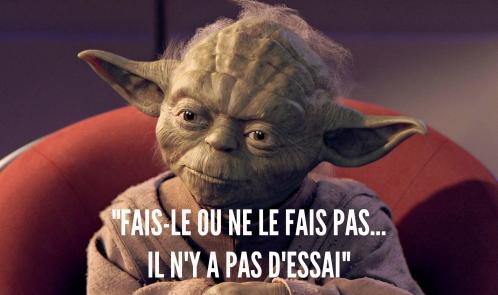 Yoda faire