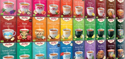 Yogi tea 1