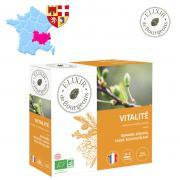 Gemmotherapie vitalite